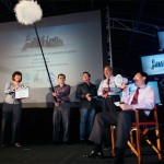 Groundbreaking Ceremony of Infinite Studios @ Mediapolis 2011
