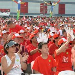 National Day Celebration at Heartlands