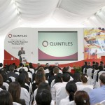 Official Opening of Quintiles Asia-Pacific Headquarters - Speech