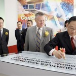 Official Opening of Quintiles Asia-Pacific Headquarters