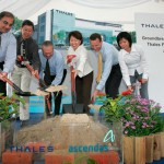 Thales Grounbreaking Ceremony