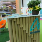 Ascendas Booth at World Cities Summit 2012