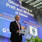 Pratt & Whitney Opening @ Seletar 2014
